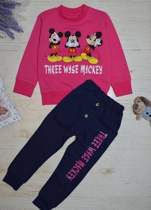 Комплект,свитшот+брюки, костюм тёплый,1-6 лет, и много новых, недорогих и красивых вещей!