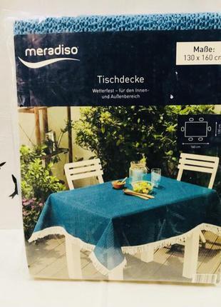 Скатерть садовая meradiso германия