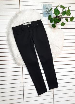 Черные джинсы скинни denimco p. m