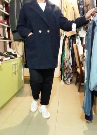 Yssica модное пальто кокон