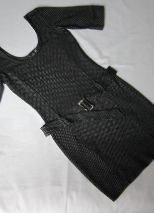 Платье трикотажное теплое акция 1+1=3