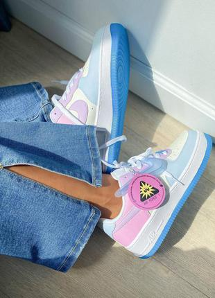 Nike air force 1 reactive colour changing
