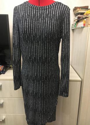 Плаття люрексове