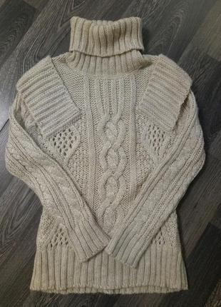 Зимний свитер хс с