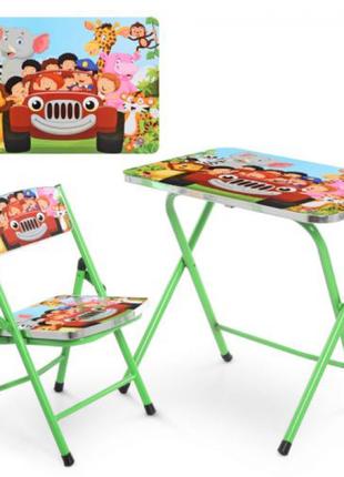 Столик и стульчик для детей a19-ca