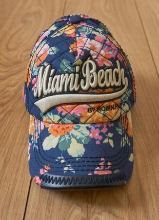 Кепка жіноча miami beach by robin ruth