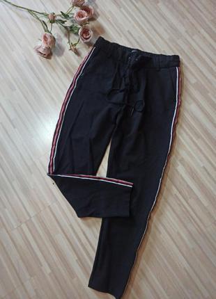 Only стильные укороченные брюки леггинсы