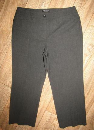 Укороченные брюки р-р 16 сост новых gerry weber