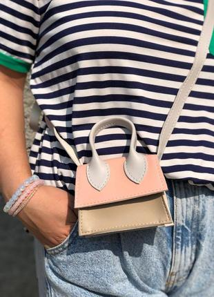 Мини сумочка