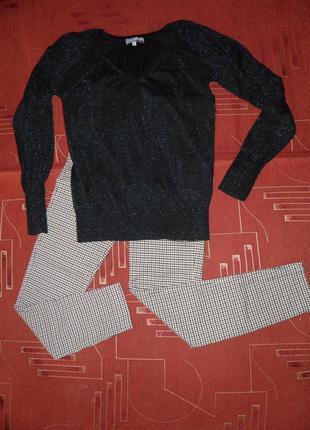 Реглан свитер женский