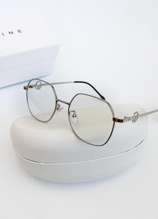 Женские компьютерные очки. очки для работы за компьютером