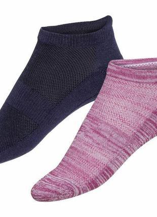 Носки женские короткие crivit р.35-38, 39-42