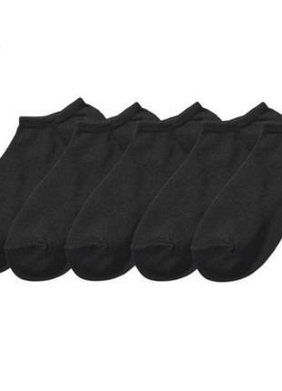 Носки короткие esmara 35-38, 39-42