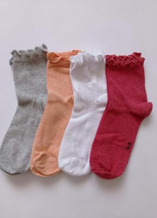 Носки женские esmara р.35-38