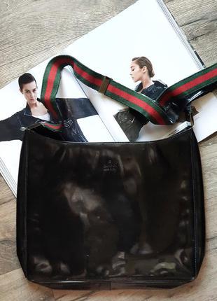 Винтажная сумка gucci оригинал.