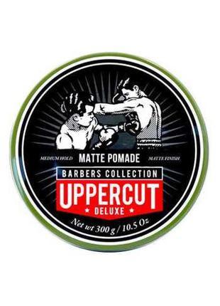 Помада для волос uppercut deluxe matte pomade 300 г