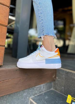 Nike air force shadow be kind кроссовки женские