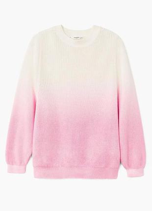 Женский свитер кофта джемпер mango mng