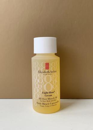 "Elizabeth arden ""волшебное"" масло для лица, тела и волос eight hour 30 мл"