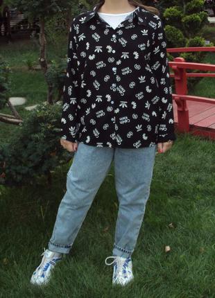 Крутая рубашка на осень