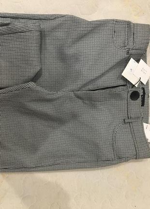 Брюки штаны классические повседневные zara