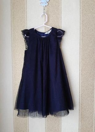Платье h&m(6-7л.)