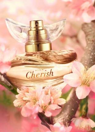Avon cherish парфюмерная вода ейвон чериш эйвон (50 мл)