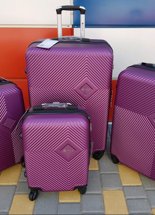 Дорожная серия чемодан fly poland