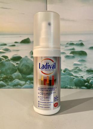 Ladival spf 50 солнцезащитный спрей