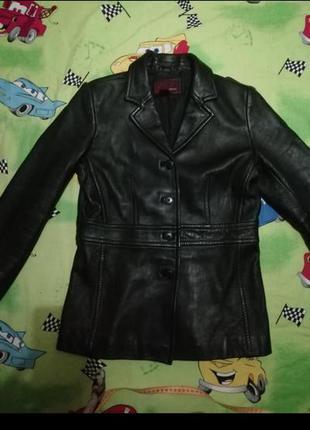 Куртка кожаная, шкіряна куртка