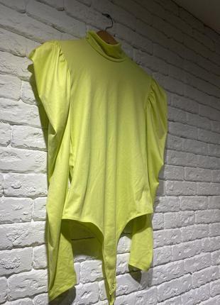 Боди блуза кофта бершка bershka