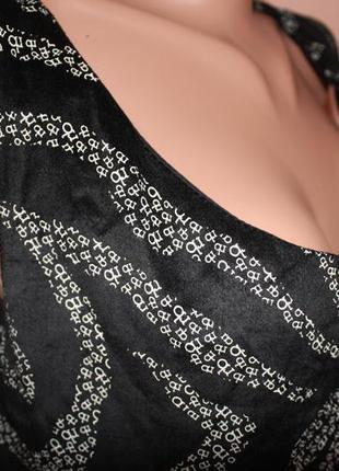 Шикарное бархатное платье rb