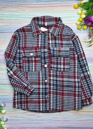 Тепла сорочка для дівчинки