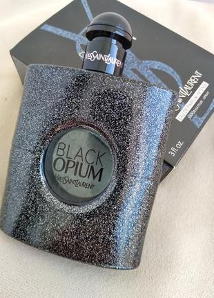 Yves saint laurent black opium intense духи парфюм чёрная магия
