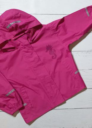 Курточка дождевик грязепруф