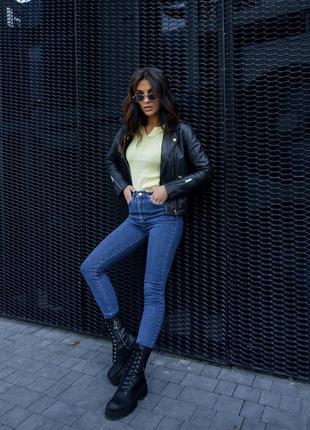 Джинсы скинни, skinny, джинсы в обтяжку, slim fit, джинси, синий denim
