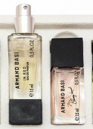 Подарочный набор парфюмов armand basi (армани баси ) с ферромонами