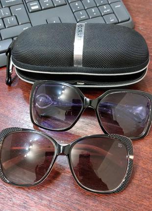 Брендовые солнцезащитные очки с поляризацией
