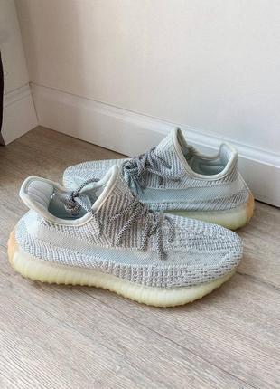 "Кроссовки adidas yeezy 350 v2 ""yeshaya reflective"" кросівки"