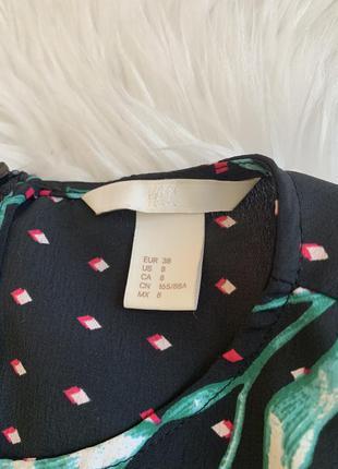 Плаття міді h&m6 фото