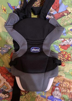 Эрго рюкзак-кенгуру chicco