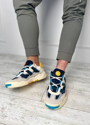 Кроссовки adidas niteball кросівки