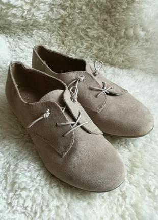 Туфли ботиночки graceland 36 р.