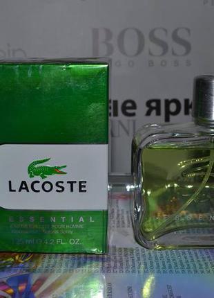 Essential lacoste аромат юности, студенчества, беззаботности и свободы.