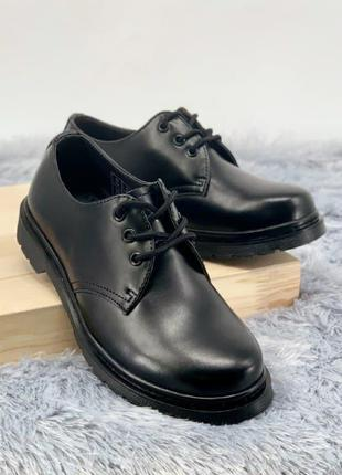 Ботинки 🔥dr. martens 1461 mono black