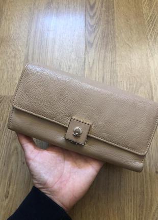 Кожаный кошелёк modalu