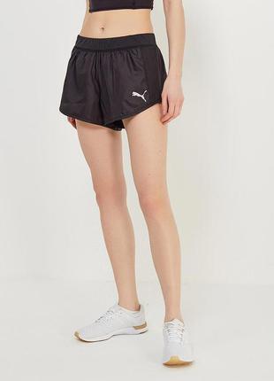 Хорошенькие  шорты для занятий спортом и бега от puma оригинал