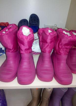 Розпродаж!!! резинові чобітки