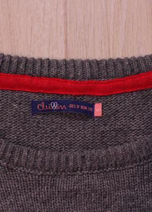 Стильный свитер cropp town3 фото