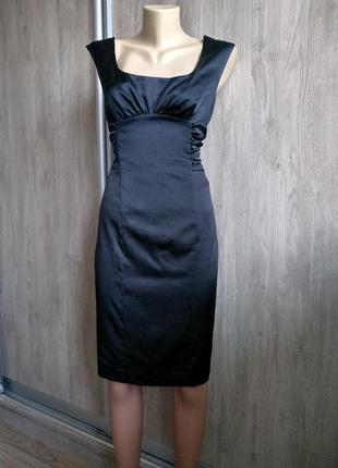 Guess maciano шёлковое платье